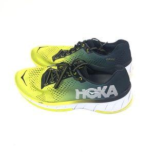Hoka  Running Shoes - Men's Green Lightweight